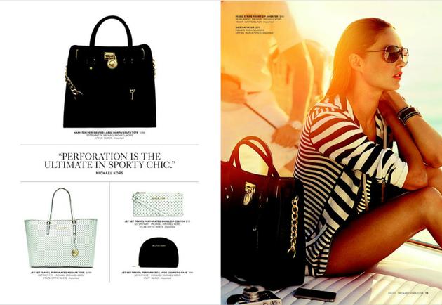 Thời trang hè   Michael Kors MICHAEL KORS BAG Xu hướng 2014