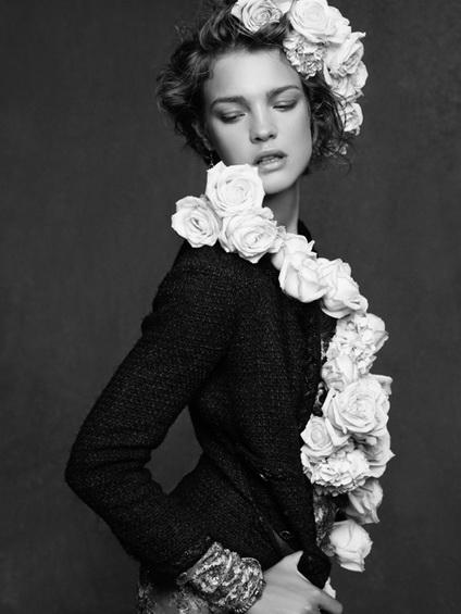 Модный дом Chanel запустили проект The Little Black