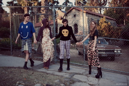 Wildfox Couture: Trở về thập niên 90