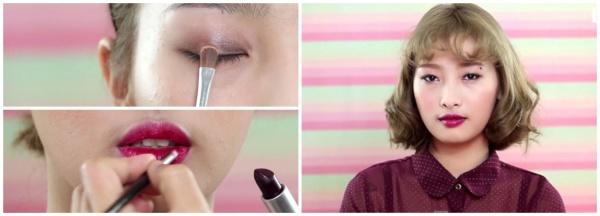 makeup cá tính deponline
