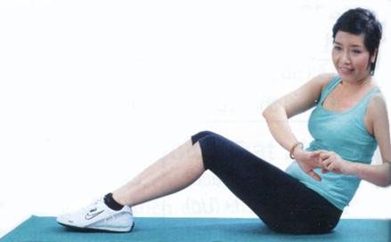 img001 sua2 Bài tập thể dục giảm cân và eo thon