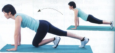 img001 sua3 Bài tập thể dục giảm cân và eo thon