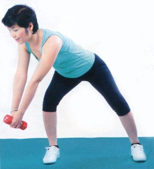 img002 sua3 Bài tập thể dục giảm cân và eo thon