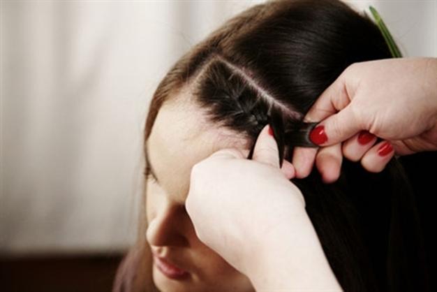 Причёски плетением своими руками