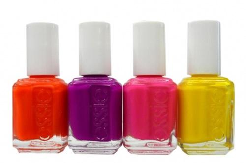 """7 cách """"diện"""" sơn móng tay màu Neon"""