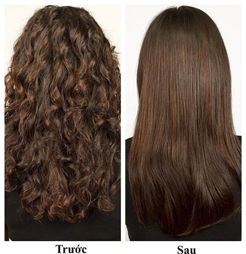 Nối tóc tự nhiên