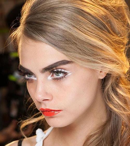 7 cách làm đẹp cho đôi mắt bồ câu