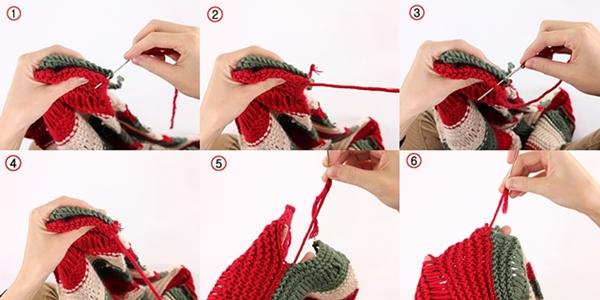 khăn len, đẹp online