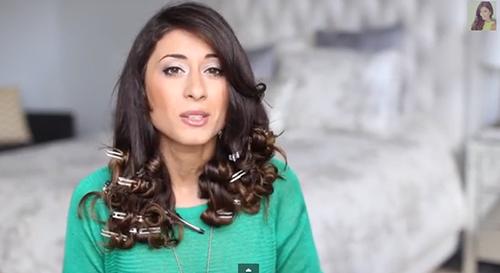 tóc xoăn, đẹp online