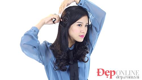 tóc đẹp, Đẹp Online