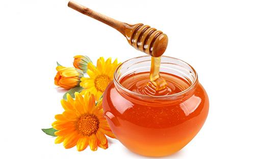 mật ong trắng da