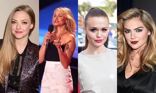 MTV Movie Awards 2014, Đẹp Online, trang điểm tự nhiên, trang điểm cổ điển