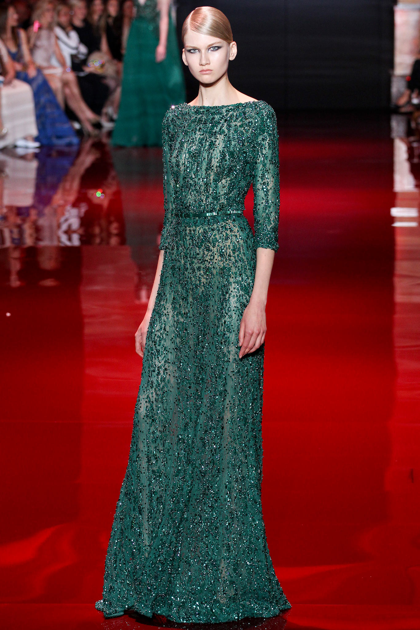 BST COUTURE AW2013: Ấn tượng thảm đỏ của BST Elie Saab Couture Thu Đông 2013
