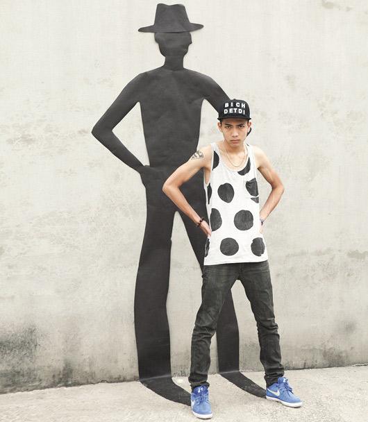 BigDaddy – Gã Rapper 9x ấn tượng