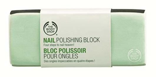 The Body Shop - Nail Polishing Block: