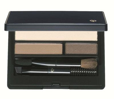 Bột kẻ lông mày Clé de Peau Beauté Eyebrow & Eyeliner Compact