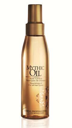 Dầu dưỡng cao cấp Mythic Oil giúp nuôi dưỡng tóc bóng mượt