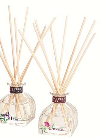 Crabtree & Evelyn - Mini home Diffuser Set