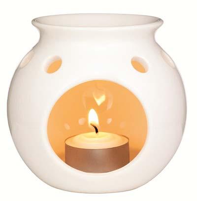 The Body Shop - Ceramic Crackled Oil Burner