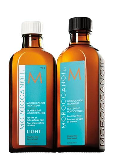 Dầu dưỡng tóc Moroccanoil Light