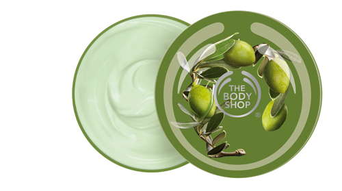 New BBB Olive Cream Tub Face On Open