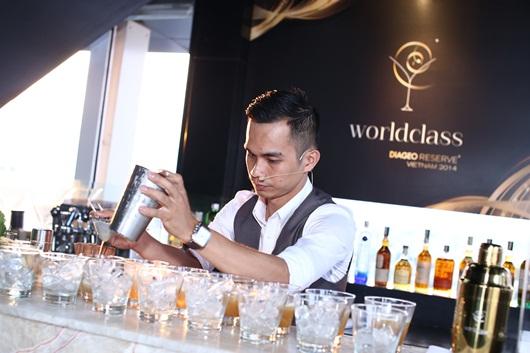 Bartender le Thanh Tung Bartender Lê Thành Tùng