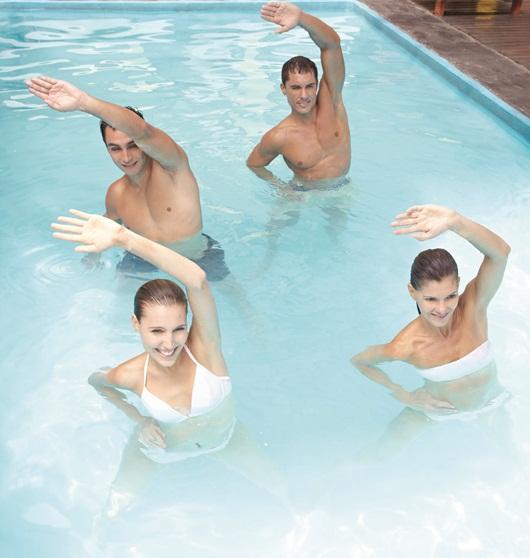 zumba aqua fitness