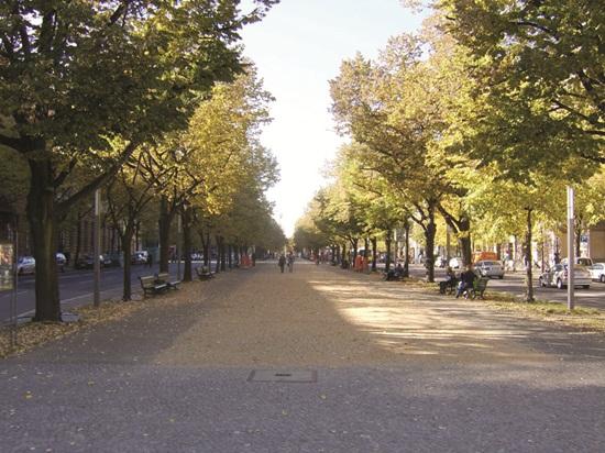 Đại lộ Unter den Linden - Berlin