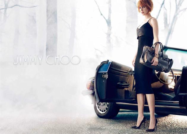 Nicole Kidman và Jimmy Choo – tạo nên dấu cộng hoàn hảo