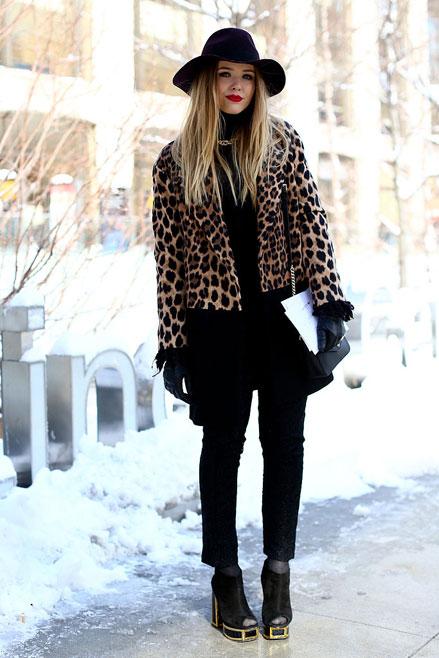 boots, áo khoác , Streetstyle cho những ngày rét đậm