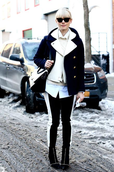 quần bó, boots, legging, Streetstyle cho những ngày rét đậm