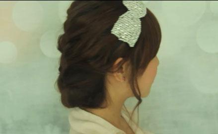 duyên dáng tóc sam kiểu pháp