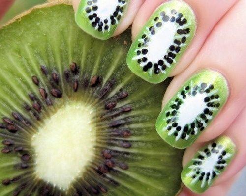 Mùa hè ngọt ngào và tươi mát với nail trái cây hấp dẫn 7