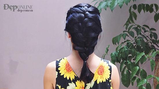 Những kiểu tóc được chị em yêu thích nhất trong mùa hè