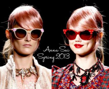 Cập nhật những xu hướng kính mắt 2013 hot nhất cho mùa Hè mới   723 sunglasses trends spring 2013 02