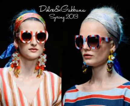Cập nhật những xu hướng kính mắt 2013 hot nhất cho mùa Hè mới   723 sunglasses trends spring 2013 05
