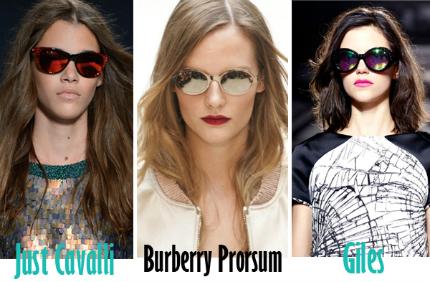 Cập nhật những xu hướng kính mắt 2013 hot nhất cho mùa Hè mới   spring summer 2013 eyewear trends 5