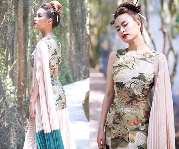 thời trang, Hoàng Thùy Linh, Bánh Trôi Nước