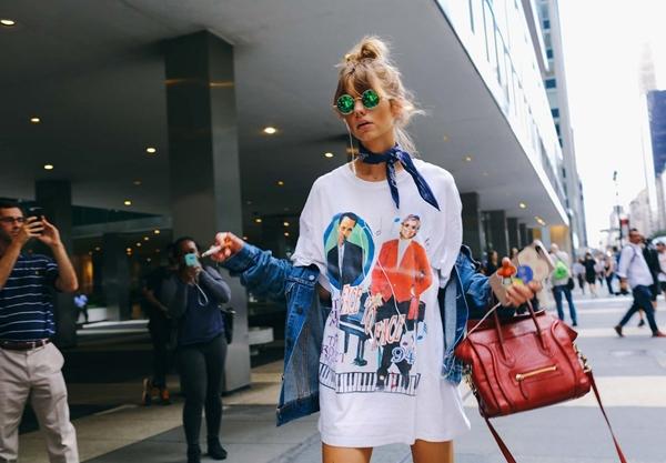 street style, New York fashion Week Spring 2017