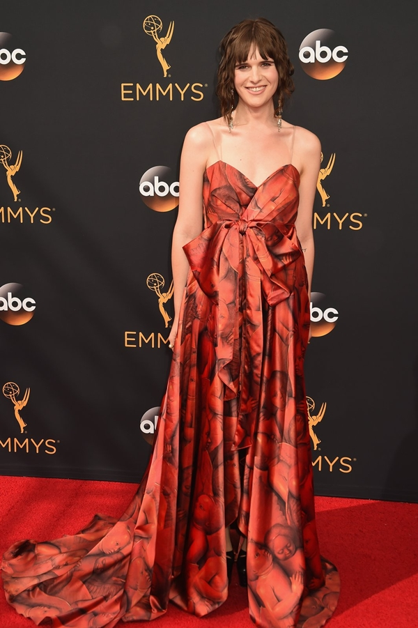 thời trang, thảm đỏ Emmy 2016
