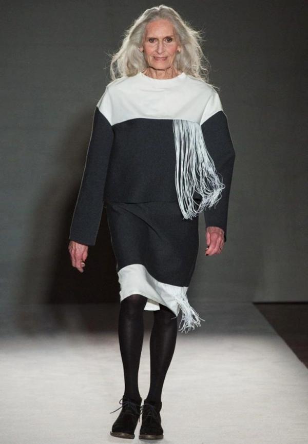 thời trang, siêu mẫu gạo cội