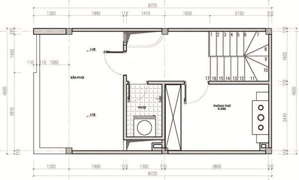 phương pháp nhà chữ L kiến trúc nhà đẹp com vn  cổng nhà hiện đại.
