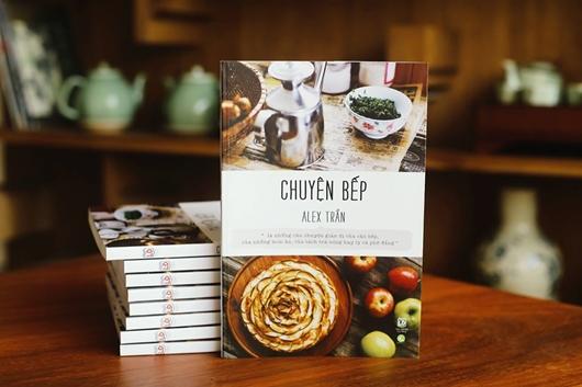 sách cookbook hay, chuyện bếp, sách chuyện bếp, alex trần