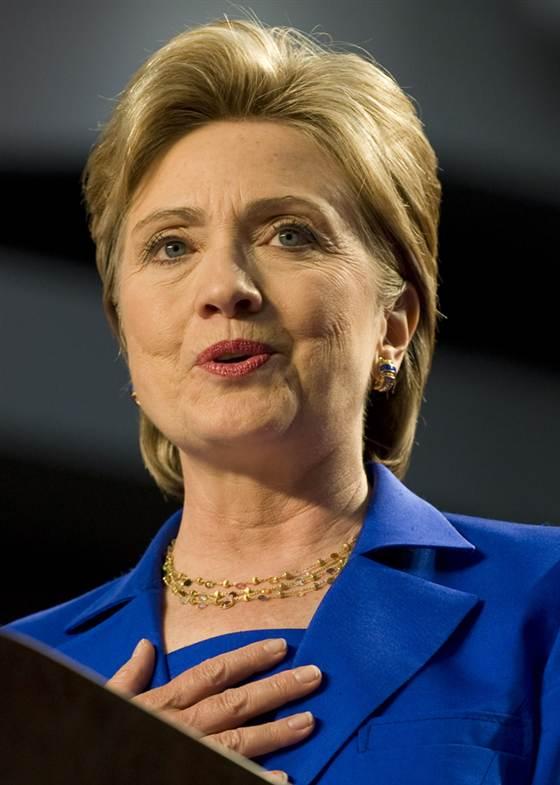 Hilary Clinton, làm đẹp