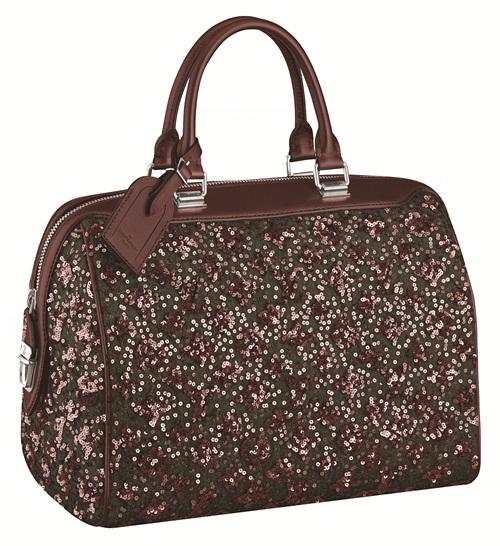 Женские сумки Louis Vuitton из коллекции осень-зима 2012-2013.