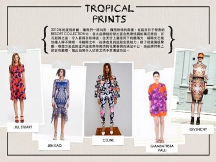 Từ điển về những phong cách thời trang