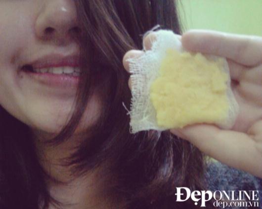 mặt nạ khoai tây deponline