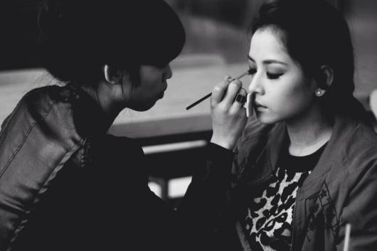 Psi makeup cho Chi Pu deponline