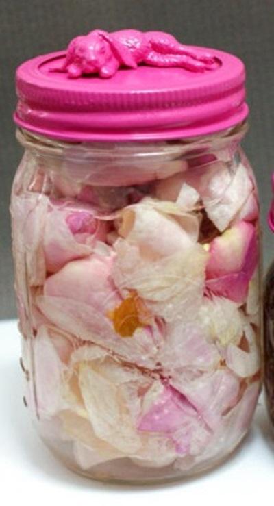 làm nước hoa hồng từ rượu vodka deponline