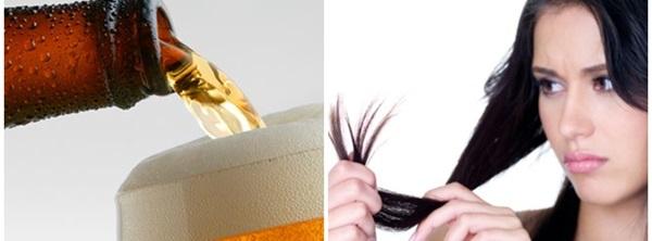 trị tóc chẻ ngọn bằng bia deponline